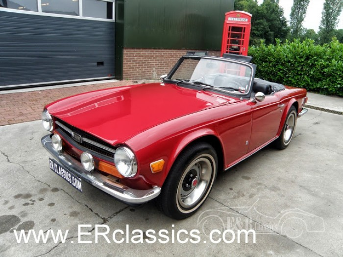 Triumph 1973 for sale