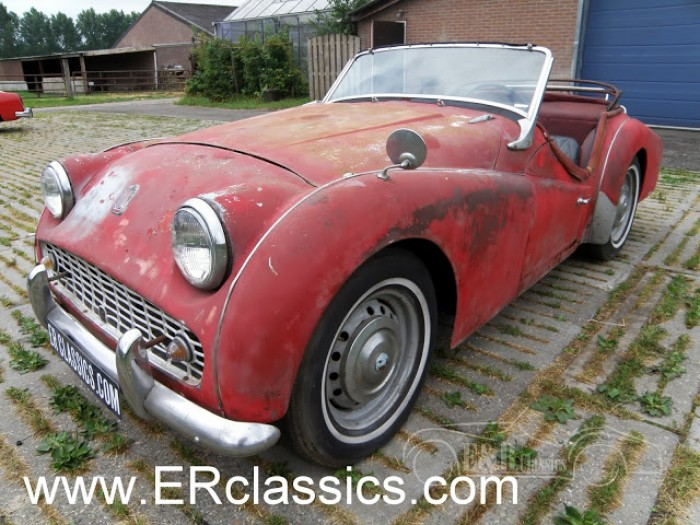 Triumph 1959 for sale