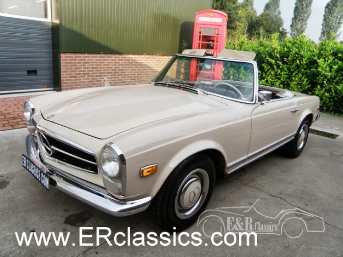 Mercedes 1966 for sale