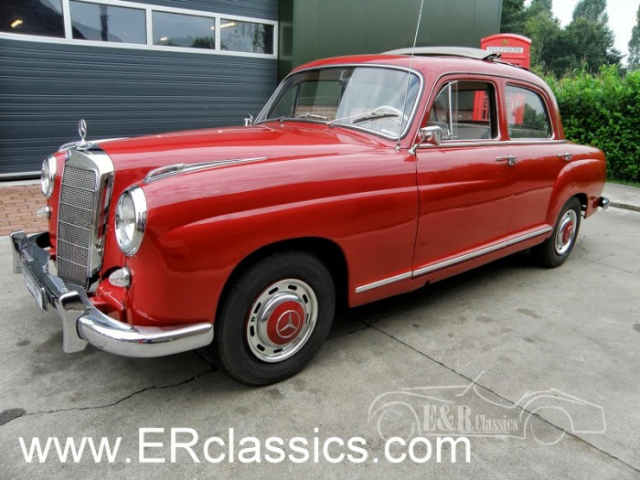 Mercedes 1958 for sale