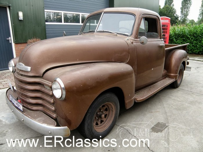 Chevrolet 1951 for sale