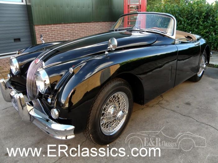 Jaguar 1958 for sale