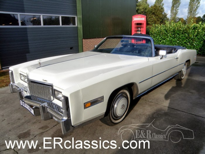 Cadillac 1976 for sale
