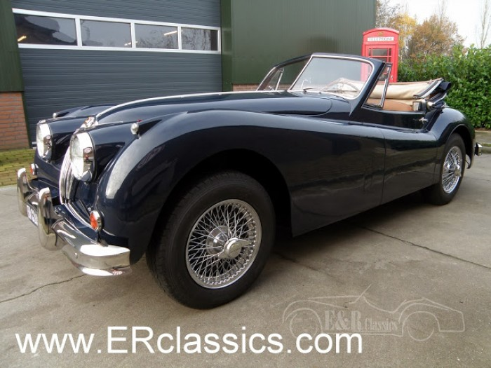 Jaguar 1956 for sale
