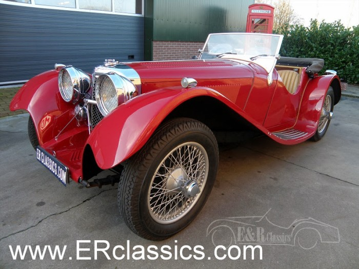 Jaguar 1936 for sale