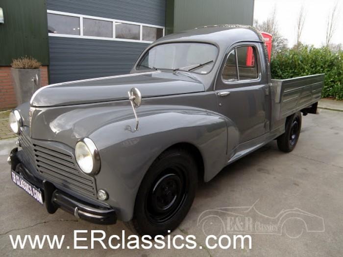 Peugeot 1955 for sale
