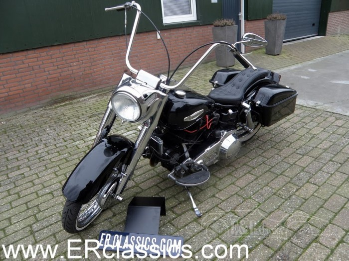 Harley Davidson 1966 for sale
