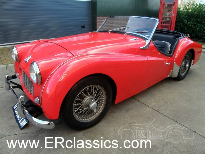 Triumph 1957 for sale