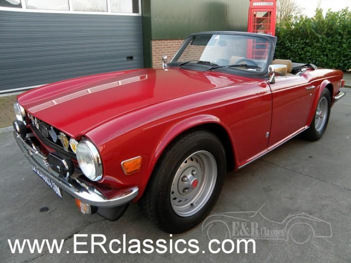 Triumph 1975 for sale