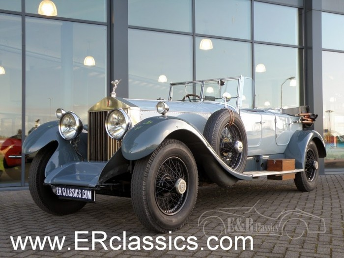 Rolls Royce 1928 for sale