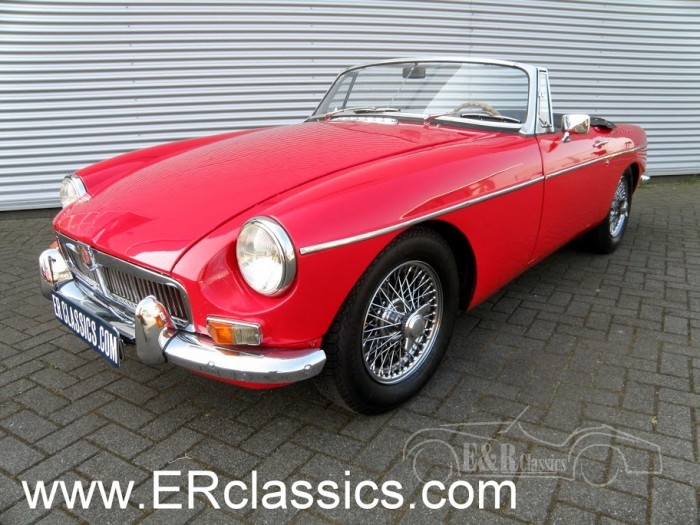 MG 1967 for sale