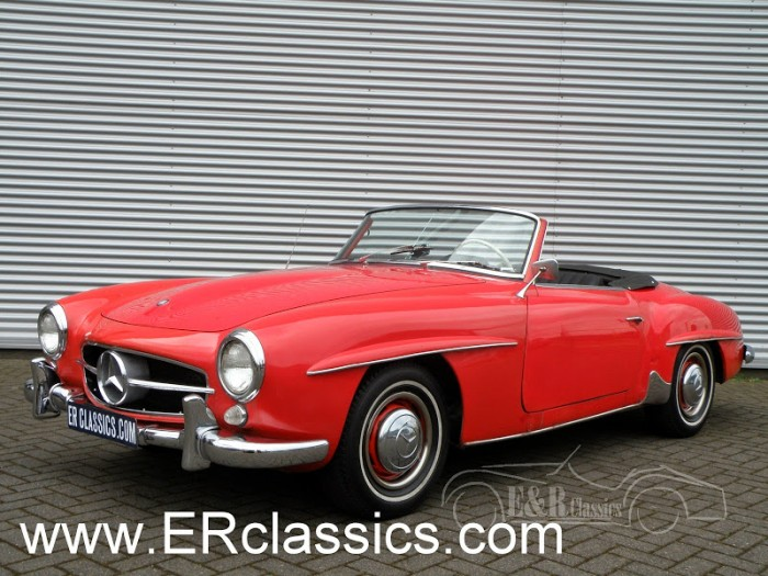 Mercedes 1961 for sale