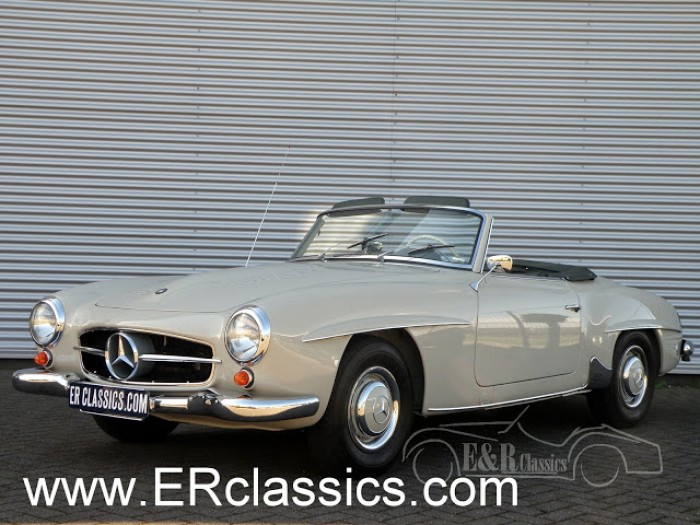 Mercedes 1960 for sale