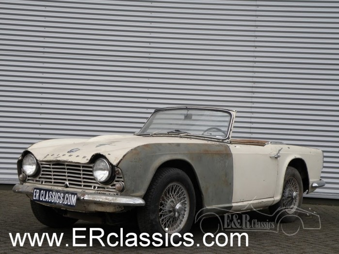 Triumph 1964 for sale