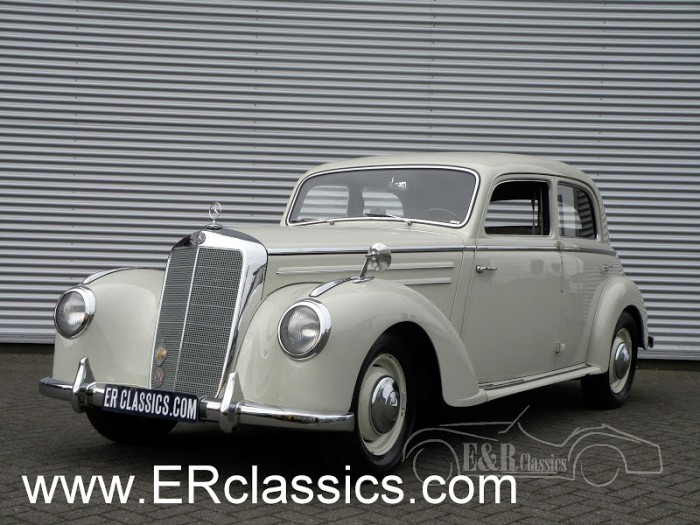 Mercedes 1953 for sale
