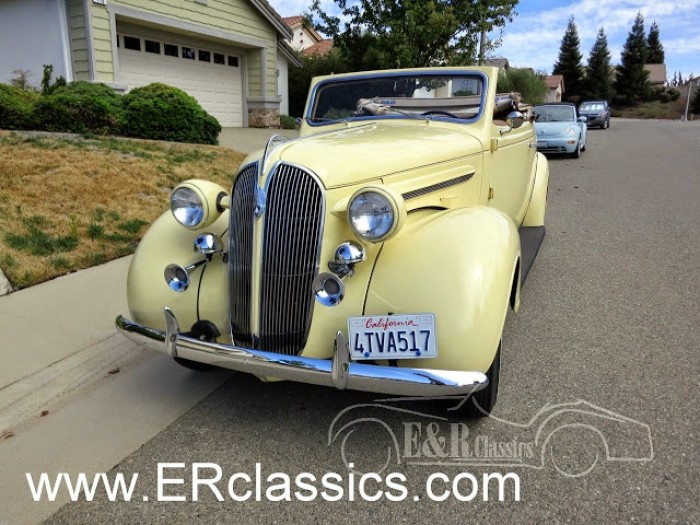 Plymouth 1937 for sale