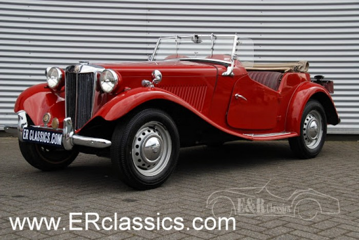 MG 1953 for sale