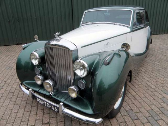 Bentley 1950 for sale