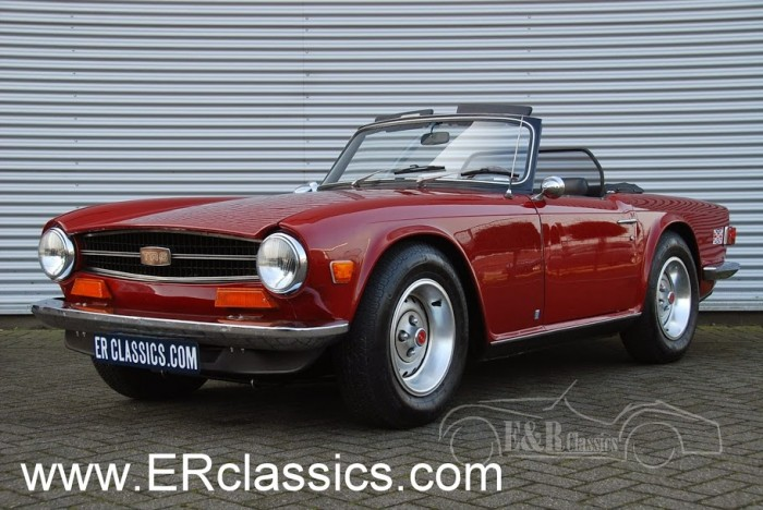 TR6 1974 for sale