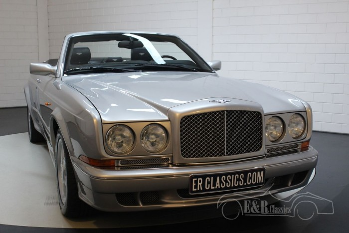 Bentley Azure Mulliner Wide Body 2001 for sale