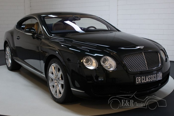 Bentley Continental GT 6.0 W12 2005 for sale