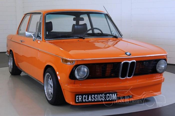 BMW 1502 Sedan 1975 for sale