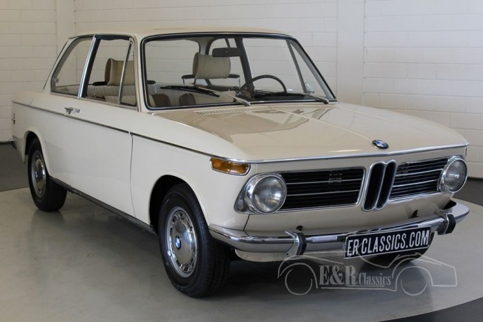 BMW 2002 Automatic E10 1971 for sale