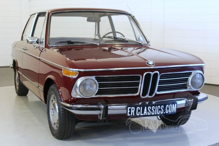 BMW For Sale At ERclassics - 1971 bmw 2002
