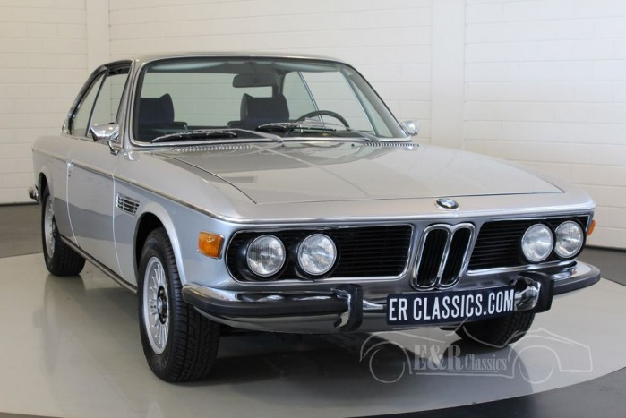 BMW 3.0 CS Coupe 1974 for sale