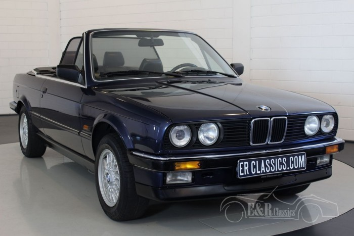 BMW 320i E30 cabriolet 1988 for sale