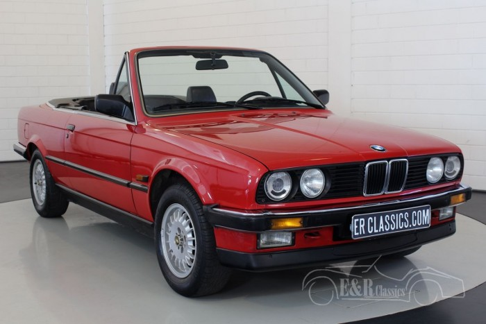 BMW 320i (E30) cabriolet 1988 for sale