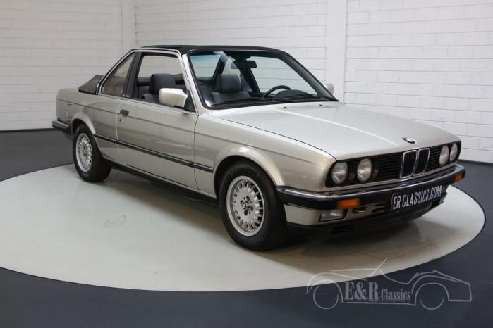 BMW 320 Baur TC til salg