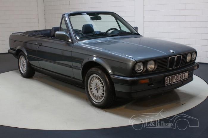BMW 320i E30 Cabriolet  for sale