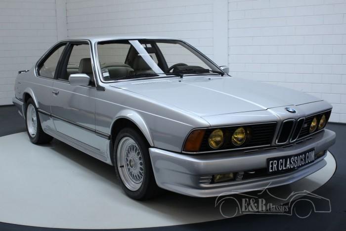 BMW M635 CSI 1984 למכירה