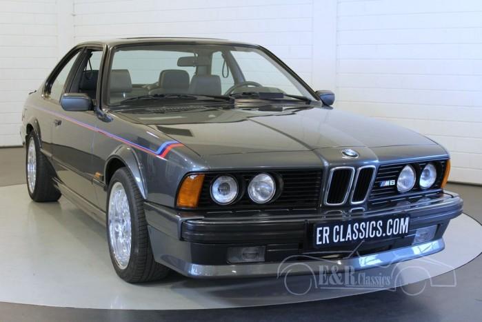 BMW 635CSI M6 E24  for sale