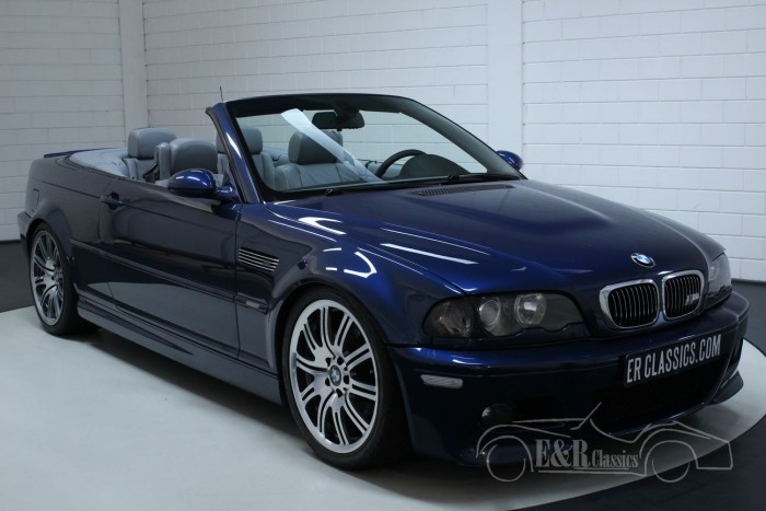 BMW M3 convertible 2005  for sale