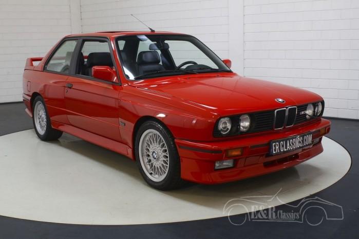 BMW M3 E30 til salg
