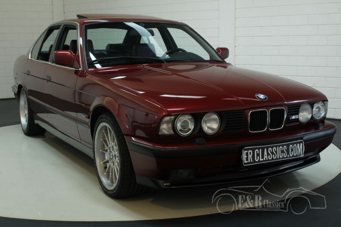 BMW M5 E34 Saloon 1992  for sale