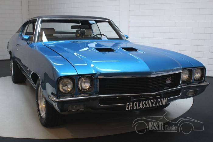 Buick GS455 Coupé V8 1972 for sale