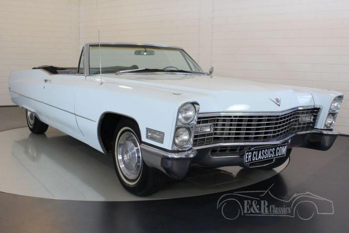 Cadillac DeVille cabriolet 1967  for sale