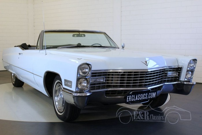 Cadillac DeVille cabriolet 1967  for sale