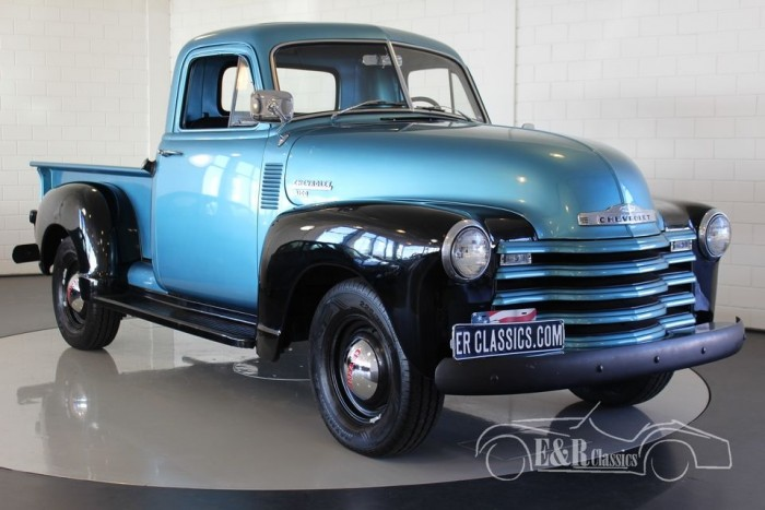 Chevrolet 3100 Pick-up for sale