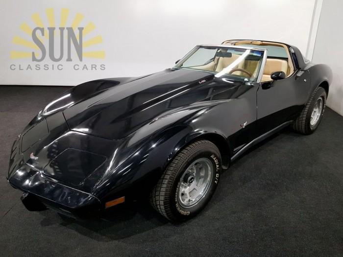 Chevrolet Corvette C3 Targa for sale