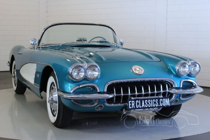 Chevrolet Corvette C1 1959 for sale
