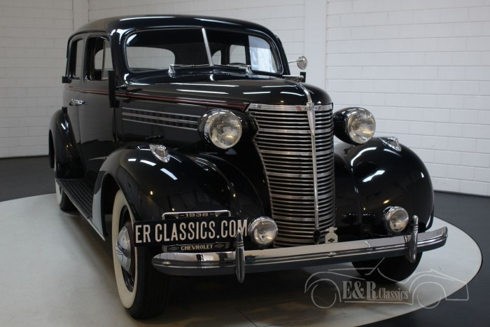 Chevrolet Master Deluxe 1938 For Sale At Erclassics