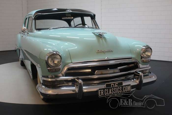 Chrysler Windsor Deluxe 1954 para la venta
