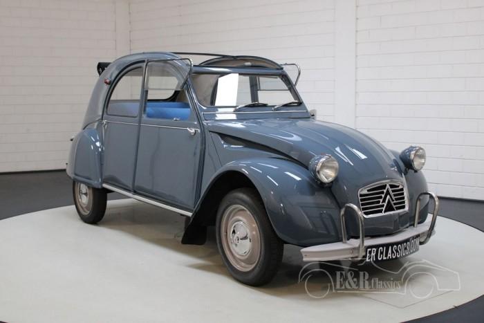 Sprzedaż Citroën 2CV