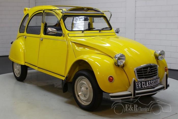 Citroën 2CV de vânzare