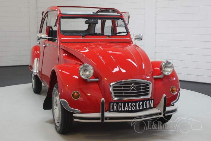Citroën 2CV6 Spécial 1985 for sale