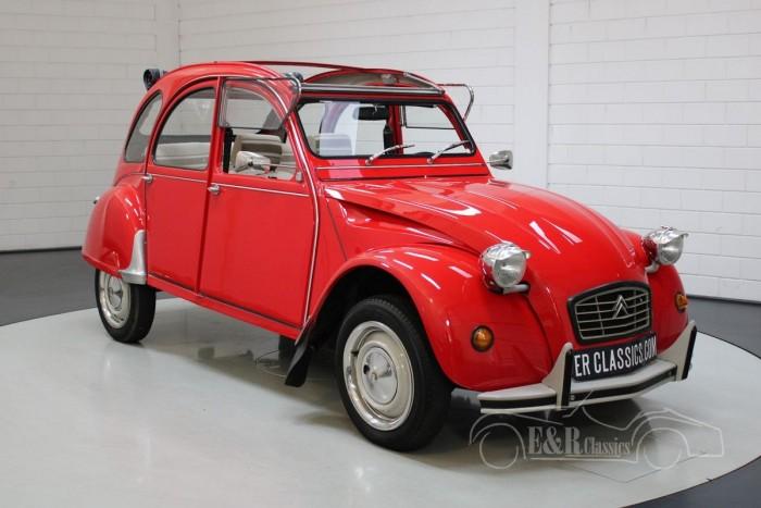 Citroën 2CV6 til salg